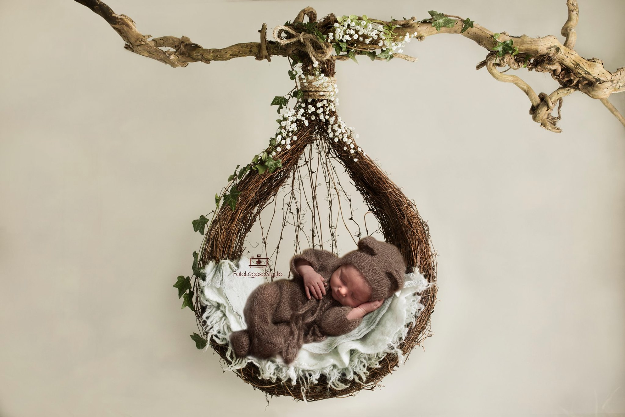 Fotografía de recién nacido en Ribadeo